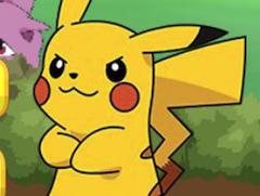 Pikachu Erou
