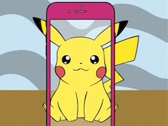 Pikachu si Telefonul