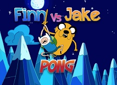 Ping Pong cu Finn si Jake