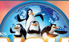 Pinguinii din Madagascar I Spy