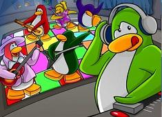 Pinguinii la Discoteca