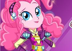 Pinkie Pie Gardianul de Cristal