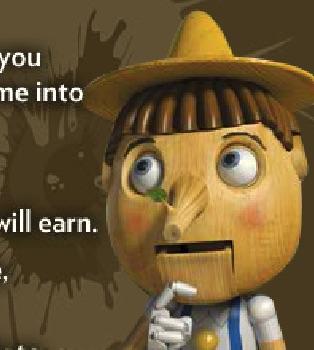 Pinocchio Gaseste Numele