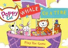 Pisica Poppy si Balena
