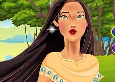Pocahontas Machiaj Nobil