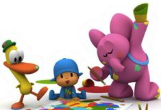 Pocoyo Super Colorat
