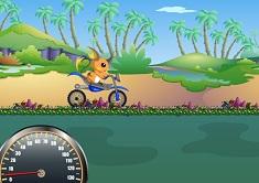 Pokemon cu Motocicleta