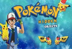 Pokemon Obiecte Ascunse