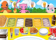 Pokemonii si Gelaterie