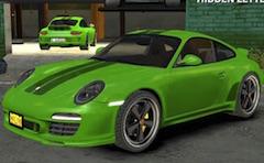 Porsche Litere Ascunse