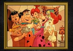 Portretul Familiei Flinstone
