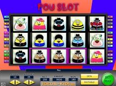 Pou Slot