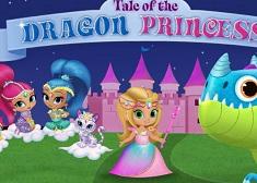 Povestea Printesei Dragonilor