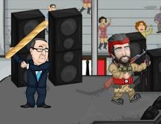Presedinti vs Teroristi