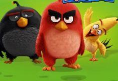 Prietenii Angry BIrds
