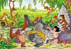 Prietenii din Cartea Junglei