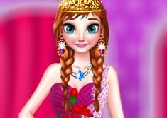 Printesa Ana la Bal
