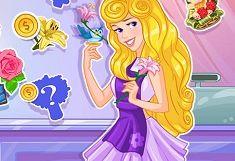 Printesa Ava si Floraria
