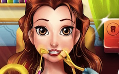 Printesa Belle Dentist Perfect