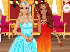 Printesa de Gheata VS Printesa…