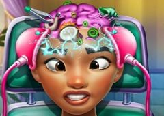 Printesa Exotica Doctor de Creier