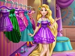 Printesa Goldie Curatenie in Garderoba