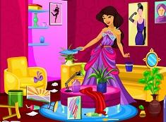 Printesa Jasmine Curata Sufrageria