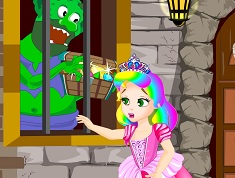 Printesa Juliet Evadare din Castelul…