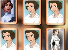 Printesa Leia si Cartile de Memorie