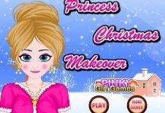 Printesa Machiaj de Craciun