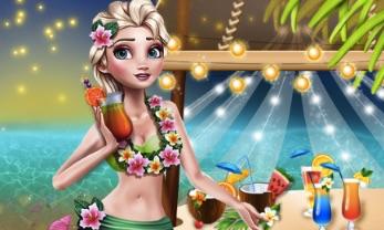 Printesa Petrecere cu Tema Hawaii