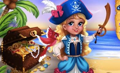 Printesa Pirat Aventura Comorii