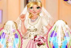 Printesa Rapunzel Coafuri de Mireasa
