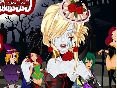 Printesa Zombie si Machiajul