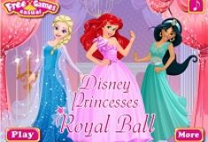 Printese Disney Bal Regal