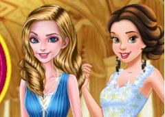 Printese Disney Balul Debutantilor