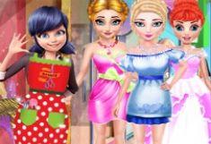 Printese Disney Coafuri Noi