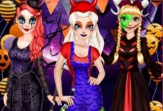 Printese Disney Petrecere de Halloween