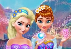 Printese Frozen Makeover