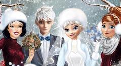 Printese Idei pentru Nunta de Iarna