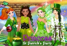 Printese Petrecere de St Patrick