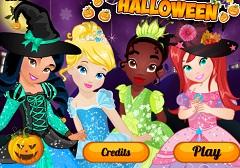 Printesele Bebelus Halloween