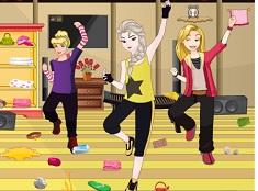 Printesele Curata Studioul de Dans