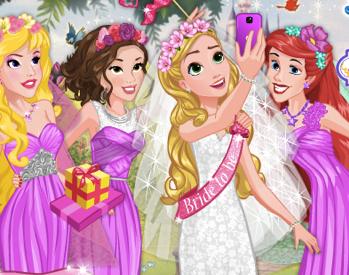 Printesele Disney Selfie Jocuri Cu Printese