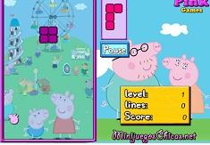 Purcelusa Peppa Tetris