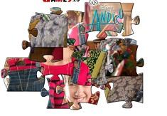 Puzzle cu Andi Mack