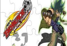 Puzzle cu Beyblade 3