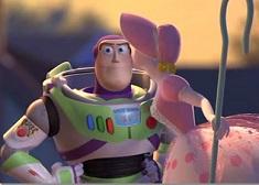 Puzzle cu Buzz Lightyear si Bo…