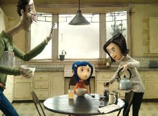 Puzzle cu Coraline