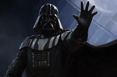 Puzzle cu Darth Vader